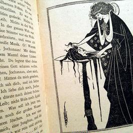 【再入荷】◆ドイツ インゼル文庫Nr.247<オスカーワイルド サロメ>◆Oscar Wilde Salome