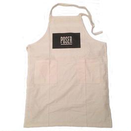 POSER APRON + BAG