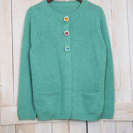 cotton candy bijoux Cardigan green