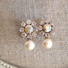 pearl bijoux Earrings