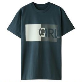 QRL Tシャツ(デニム)