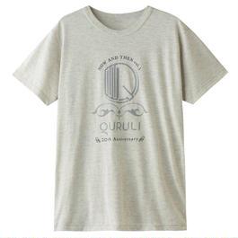 CIDER inc.デザインTシャツ(オートミール)