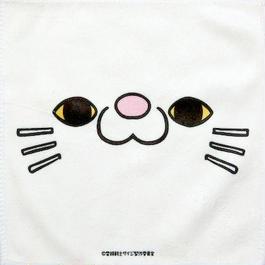 猫介ハンドタオル
