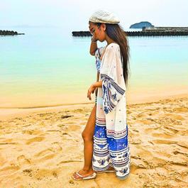 予約商品!【ladies 】Beach gown