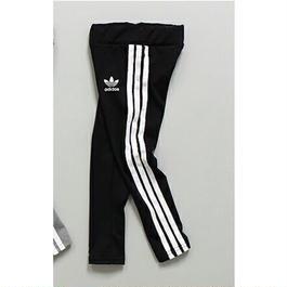 【Kids】adidas parody line-leggings