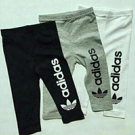 【 kids】adidas parody leggings