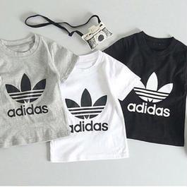 【kids】adidas parody T-shirt