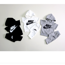 【kids】NIKE parody set-up