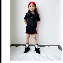 【kids】jordan parody set-up