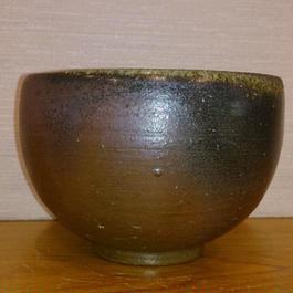 備前焼カフェオレカップ(小どんぶり)