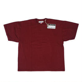 "GOOD OL ""BIG TEE "" BURGUNDY"