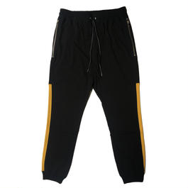 "BEENUTS "" LUX SIDE PANEL PANTS "" YELLOW"