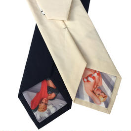 "NEXUSVII. ""PIN-UP  NECK TIE"""