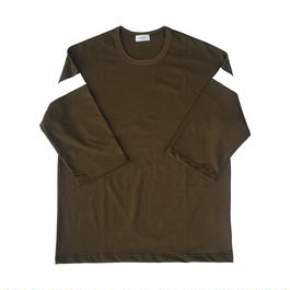 "BEENUTS ""FOOTBALL BIG TEE "" OLIVE"
