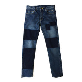 "BEENUTS "" Re PATCH  SKINY DENIM """