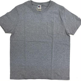 AD-084 RUSSELL ポケ付USA T