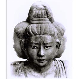ハイブリッド仏像ポスター「興福寺阿修羅」(御顔)全紙サイズ