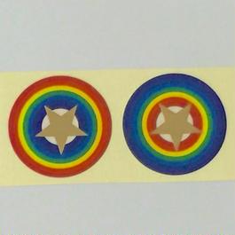 宇宙パワーシール (108mm)