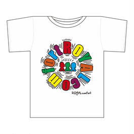 Tシャツ(カラフル)