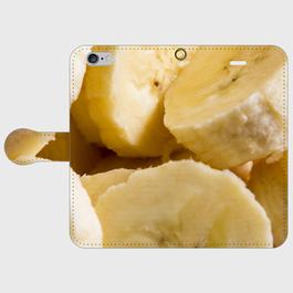 果物2 手帳型スマホケース