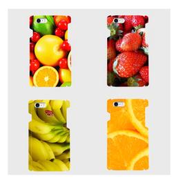 選べるフルーツ柄スマホケース
