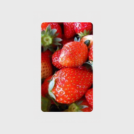 イチゴ祭り モバイルバッテリー