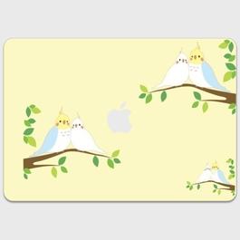 MacBookステッカー・4