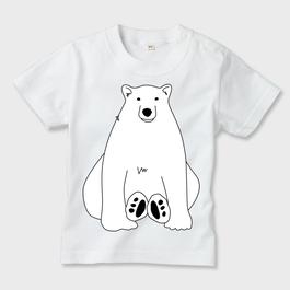 No7  KIDS Tシャツ