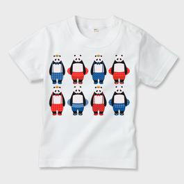 No2   KIDS Tシャツ