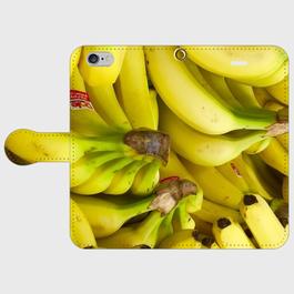 果物7 手帳型スマホケース