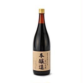 本醸造醤油(1.8Lリユース一升瓶タイプ)