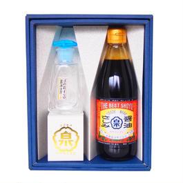 さしみ醤油・垂れない醤油注ぎセット(のし・包装可能)