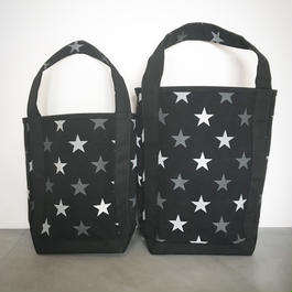 TEMBEA/BAGUETTE TOTE STAR SMALL