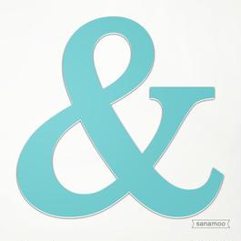【単品・追加用】アルファベット・数字オブジェ(Mサイズ):カラーは8色からご選択可能です。