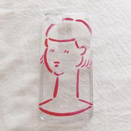 iPhone case / girl