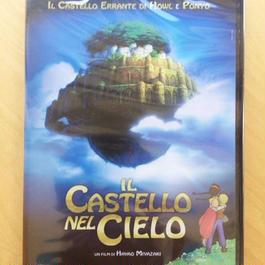 Il castello nel cielo 天空の城ラピュタ(DVD・イタリア語版)