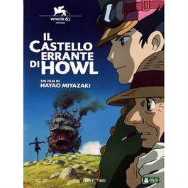 Il castello errante di Howl ハウルの動く城(DVD・イタリア語版)