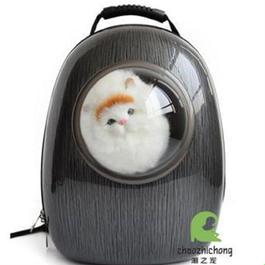 ペット用 キャリーバッグ カプセル型