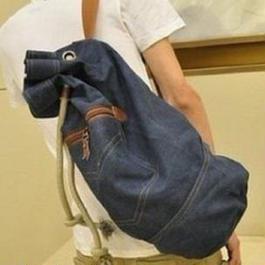 ショルダー キャンバス袋
