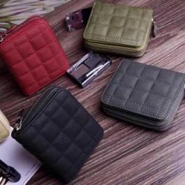 二つ折り財布 レディース 5色