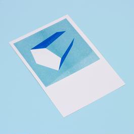 ARTWORK #02 SHAPE(blue)