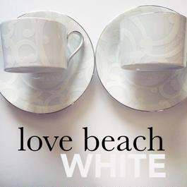 love beach 厚盛りホワイト