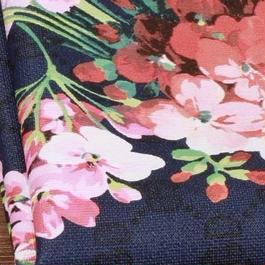 【お取り寄せ】新色追加♡合皮お花柄布地