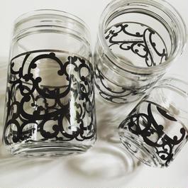 love beachブラックガラス用