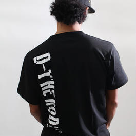 D-THE ROD B2 Tシャツ(ブラック)