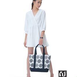 カンボジアシルクバッグ ソウタカンボジアシルク ビジネスバッグ シルクトートバッグ バッグ カンボジアシルク シルク ハンドメイド 最高級