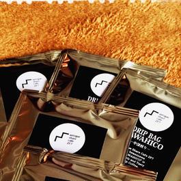 《100袋入》北海道岩見沢高級珈琲ドリップバッグ