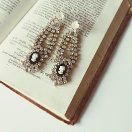 Vintage Czech glass jewelry 0001