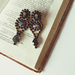 Vintage Czech glass jewelry0002