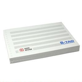B-TAO五線紙